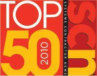SCN's Top 50 Integrators 2010 List Revealed