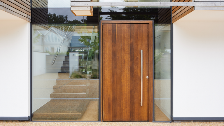 How much is a new front door?