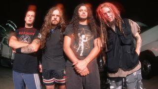 Sepultura in 1996