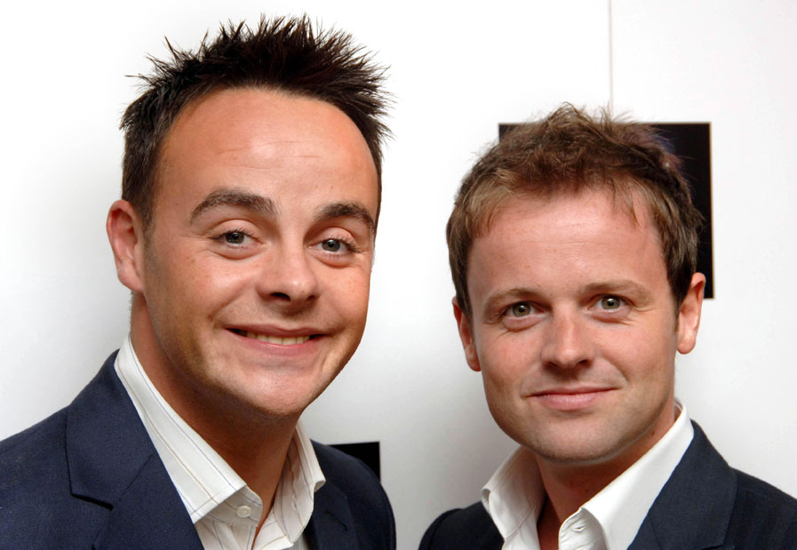 Declan Donnelly mourns father's death