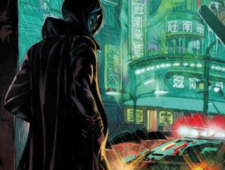 """A preview of """"Blade Runner: 2029"""" from Titan Comics."""