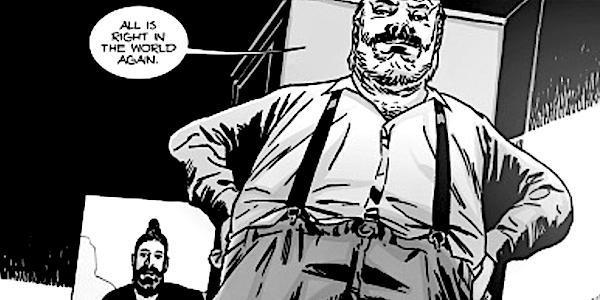 How The Walking Dead S Premiere Death Was Different From The Comics Cinemablend