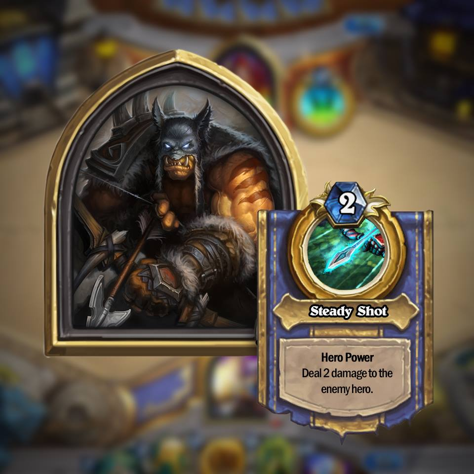 Hearthstone Golden Hero Screenshots And Video Released By Blizzard #30787
