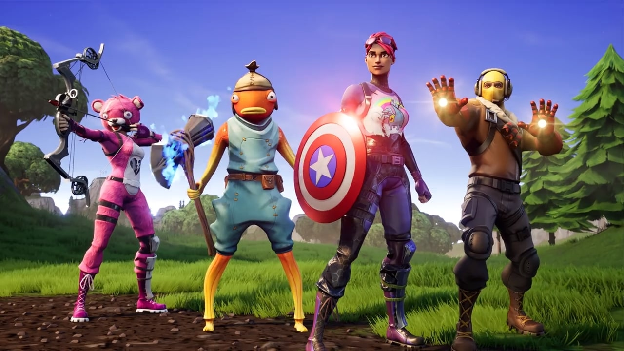 15 Games Like Fortnite That You Can Switch To During Those Dreaded Downtimes Gamesradar