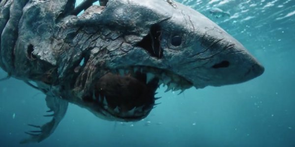 A Ghost Shark from Pirates 5