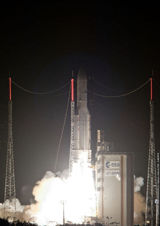 Ariane 5 Launch Dec. 19