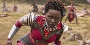 See Black Panther 2's Lupita Nyong'o Getting Back Into Superhero Shape As The Movie Starts Filming