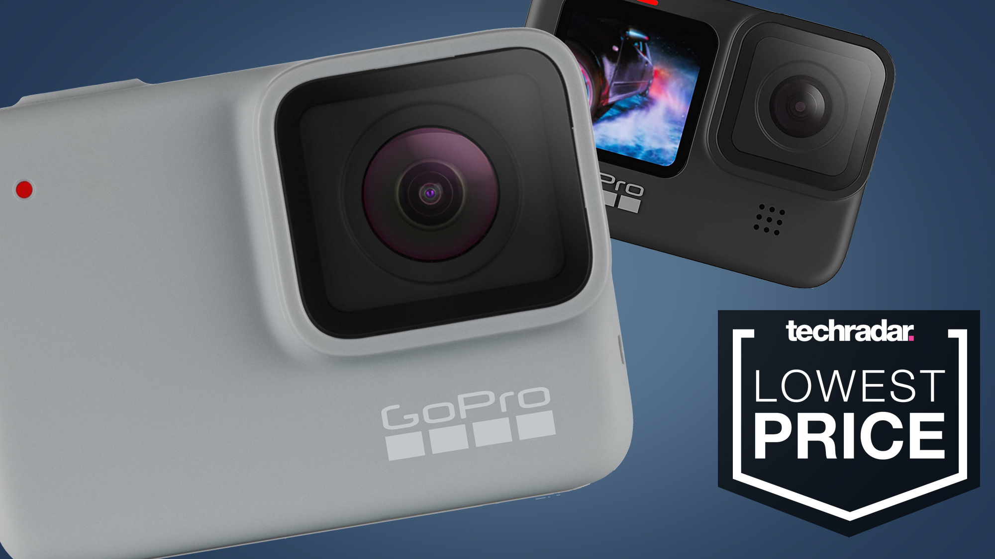Black Friday Gopro Deals All The Best Live Deals Including 25 Off The Hero 8 Black Techradar