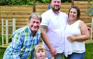 Another gardening challenge for Alan Titchmarsh this week