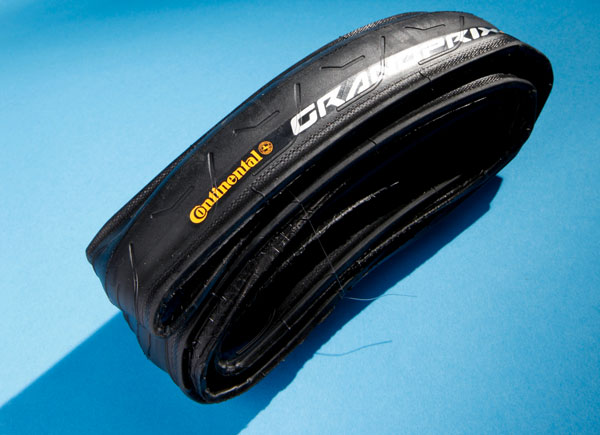 Seven of the best summer tyres, road, tyre, Continental-Gran-Prix