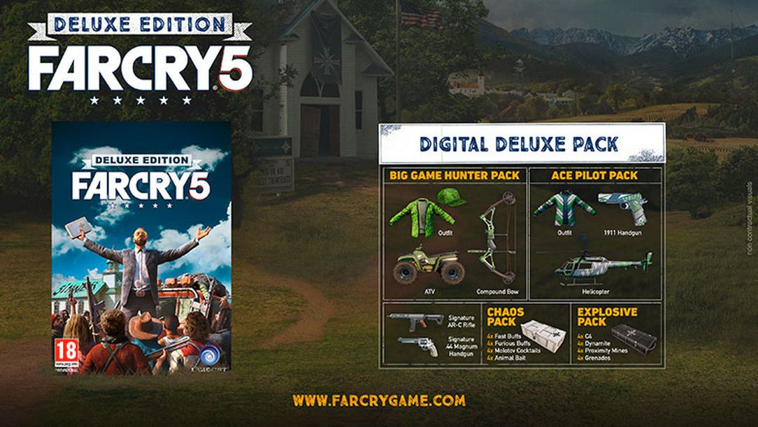 Why Get A Far Cry 5 Pre Order So You Can Impress Your Friends