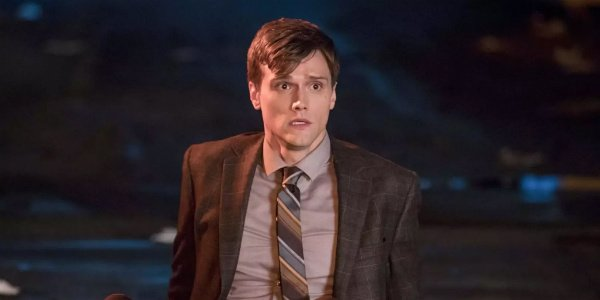 Ralph Dibny Hartley Sawyer The Flash The CW