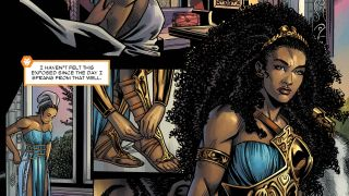 Nubia was just named Queen of the Amazons, and now she gets her own series