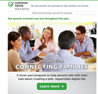 Digital Dilemmas? Common Sense Media is Connecting Families