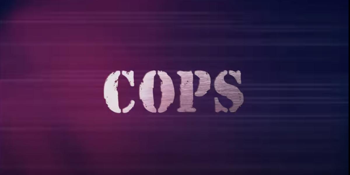 cops logo screenshot paramount
