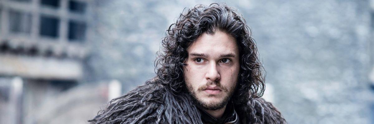 Kit Harrington in Game of Thrones