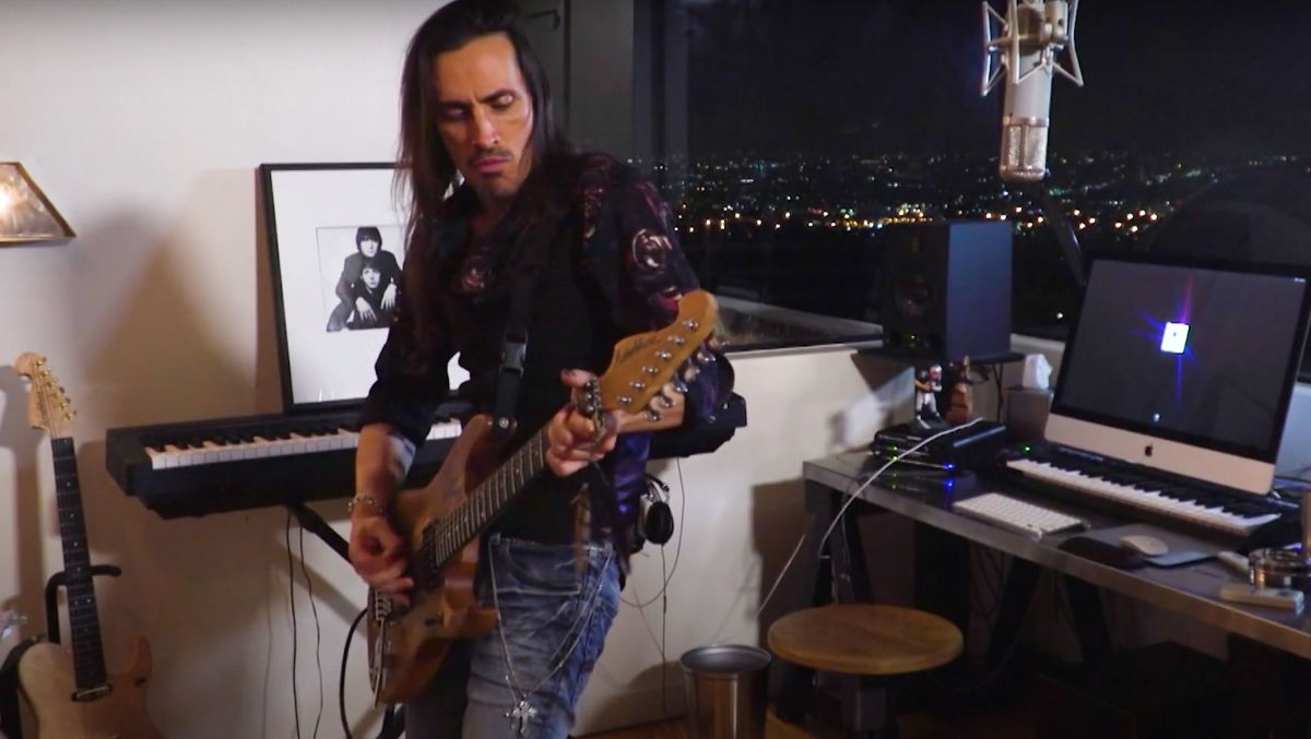 Nuno Bettencourt to be joined by Brian May, Steve Vai, Zakk Wylde and more for At Home and Social special