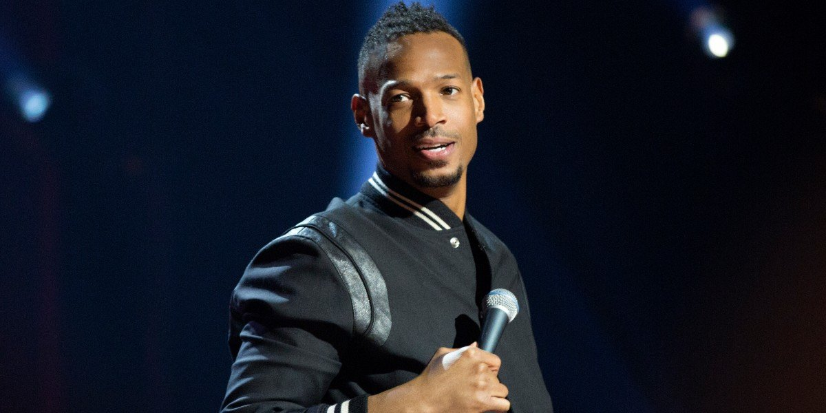 Taking A Cue From Will Smith, Marlon Wayans Accepts The Dad Bod Challenge