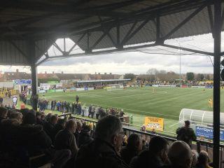 Sutton United v Hartlepool – Vanarama Conference Premier League – Borough Sports Ground