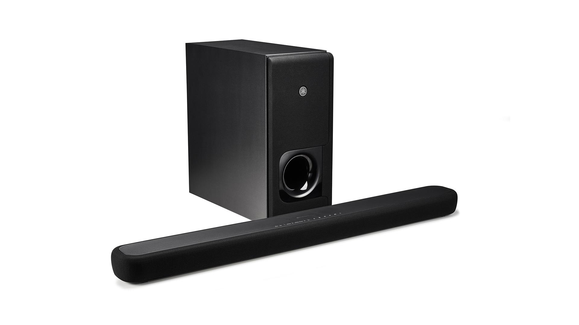 Yamaha sound bar bluetooth connect