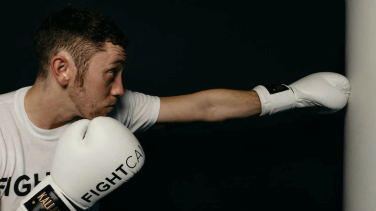 Learn the basics of boxing with FightCamp co-founder Tommy Duquette