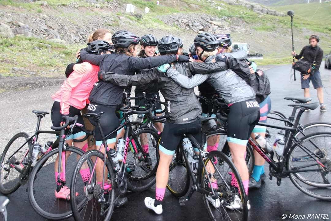 InternationElles: Through the Alps and on to Paris