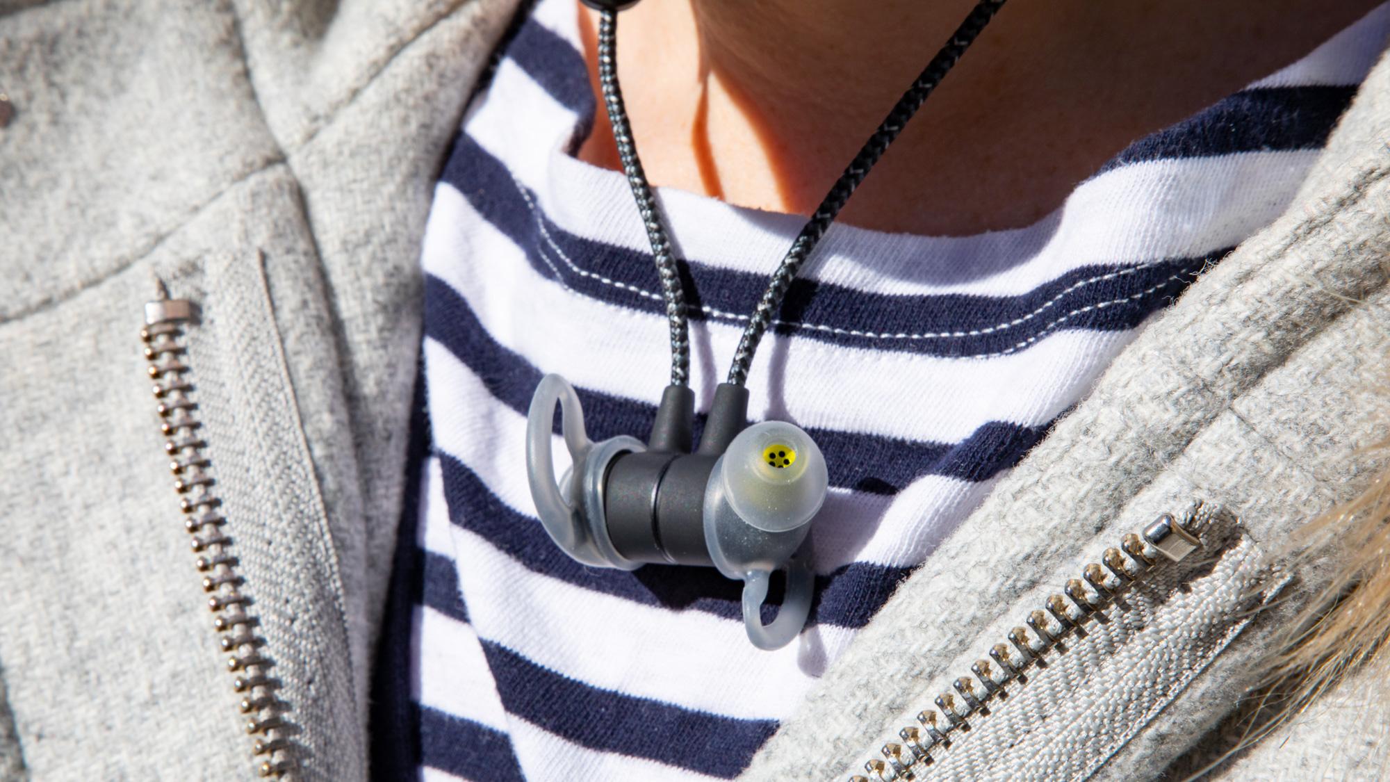 Melhores fones de ouvido esportivos: Jaybird Tarah Pro