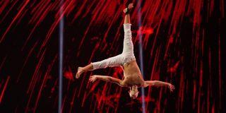 americas got talent quarterfinals aidan bryant upside down nbc