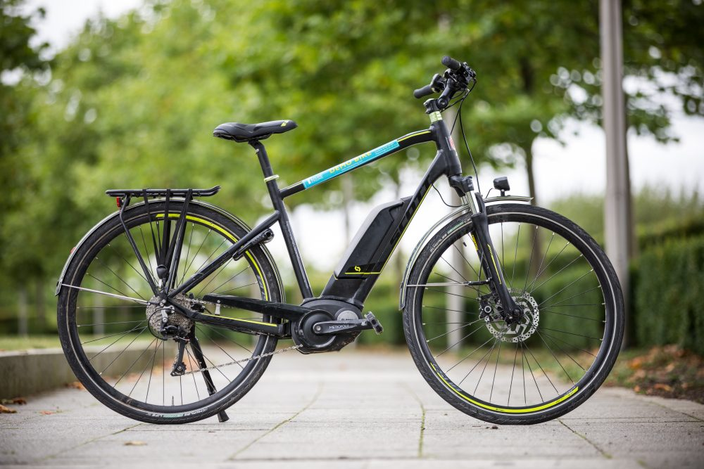 Scott E Sub Tour Electric Bike