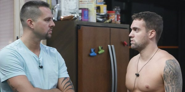 Big Brother 21 Sam and Nick CBS