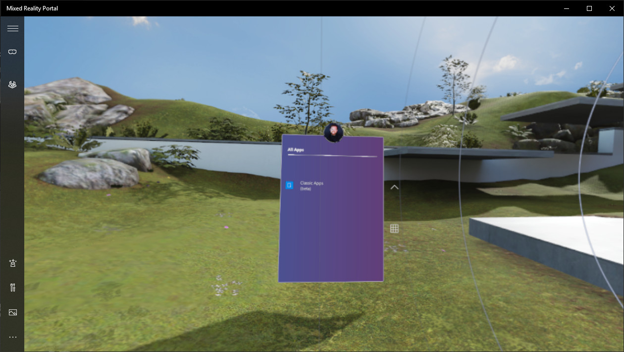Traditional desktop apps are coming to Windows Mixed Reality
