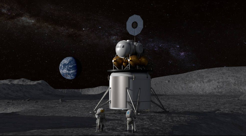 NASA Calls on Students to Submit Proposals for Moon and Mars Missions