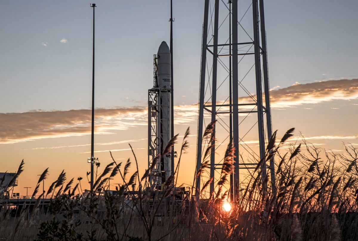 NASA resupply mission prepares for Saturday launch to space station - Space.com