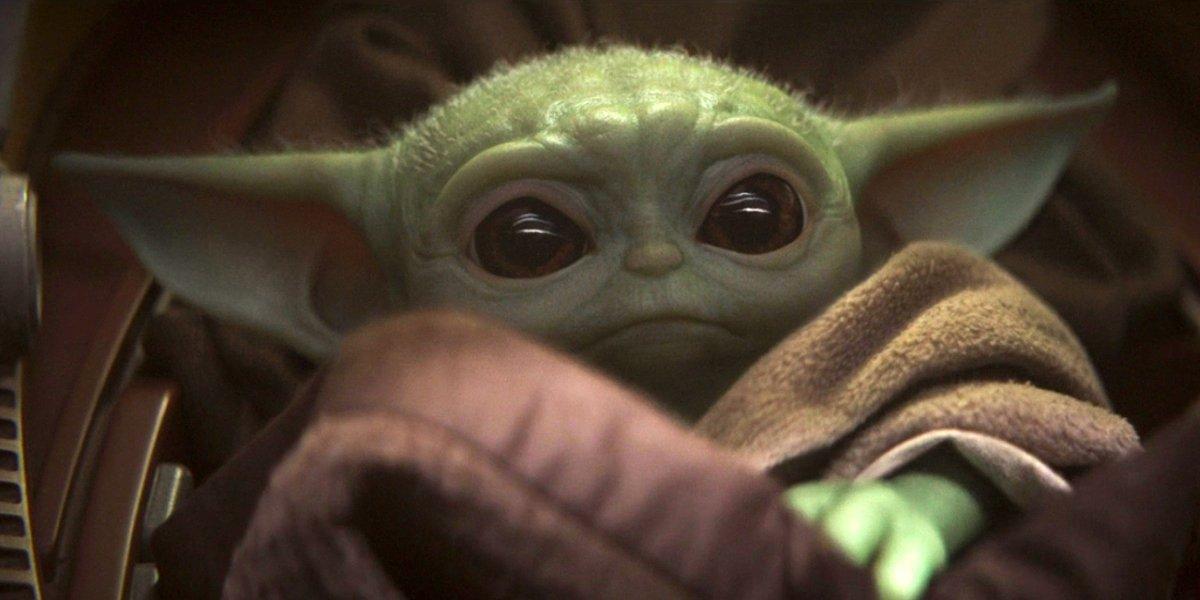 8 Excellent Baby Yoda Moments In The Mandalorian Season 1