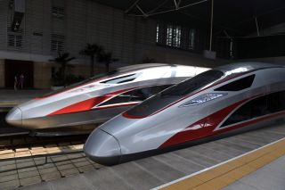 China's 'Rejuvenation' Bullet Trains Are the World's Fastest