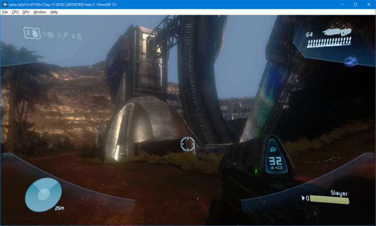 Xbox 360 emulator shares batch of DX12 Halo 3 screens | PC Gamer