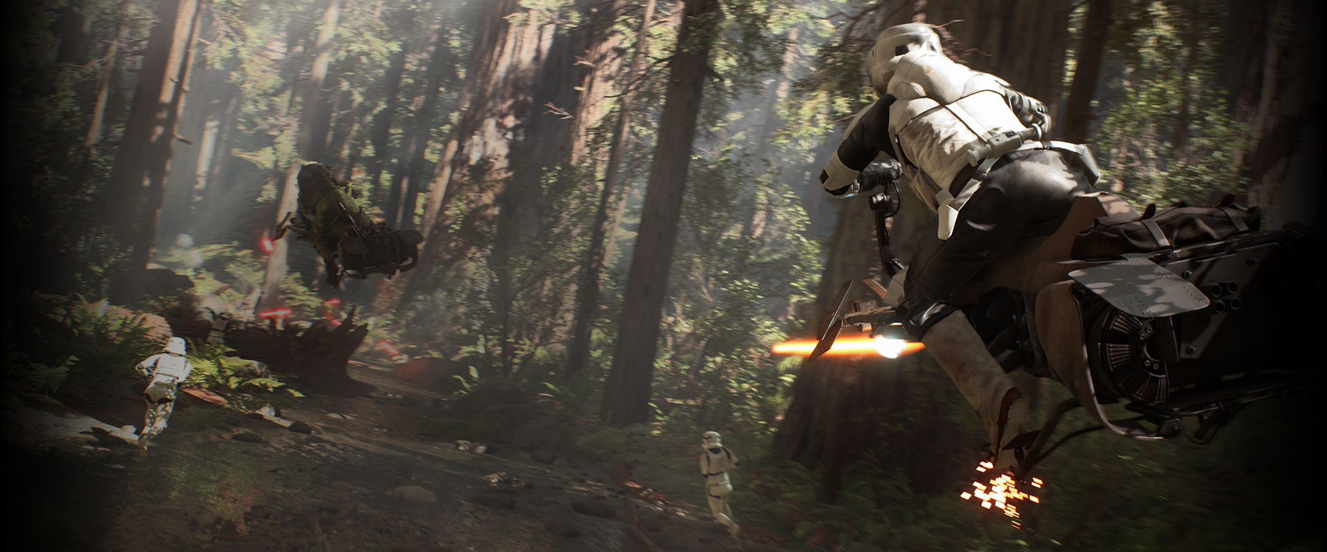 Star Wars: Battlefront Trailer Confirms These Classic Characters And Locations #32723