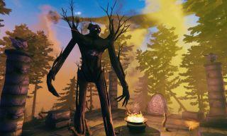 Valheim the elder summon