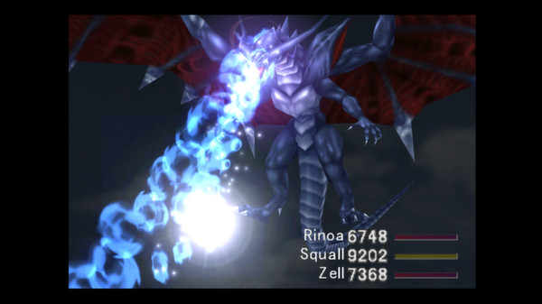 Final Fantasy 8 Returns To PC With Magic Booster #29944