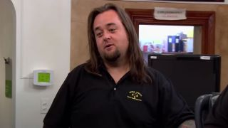 Chumlee screenshot from an episode of Pawn Stars 2019