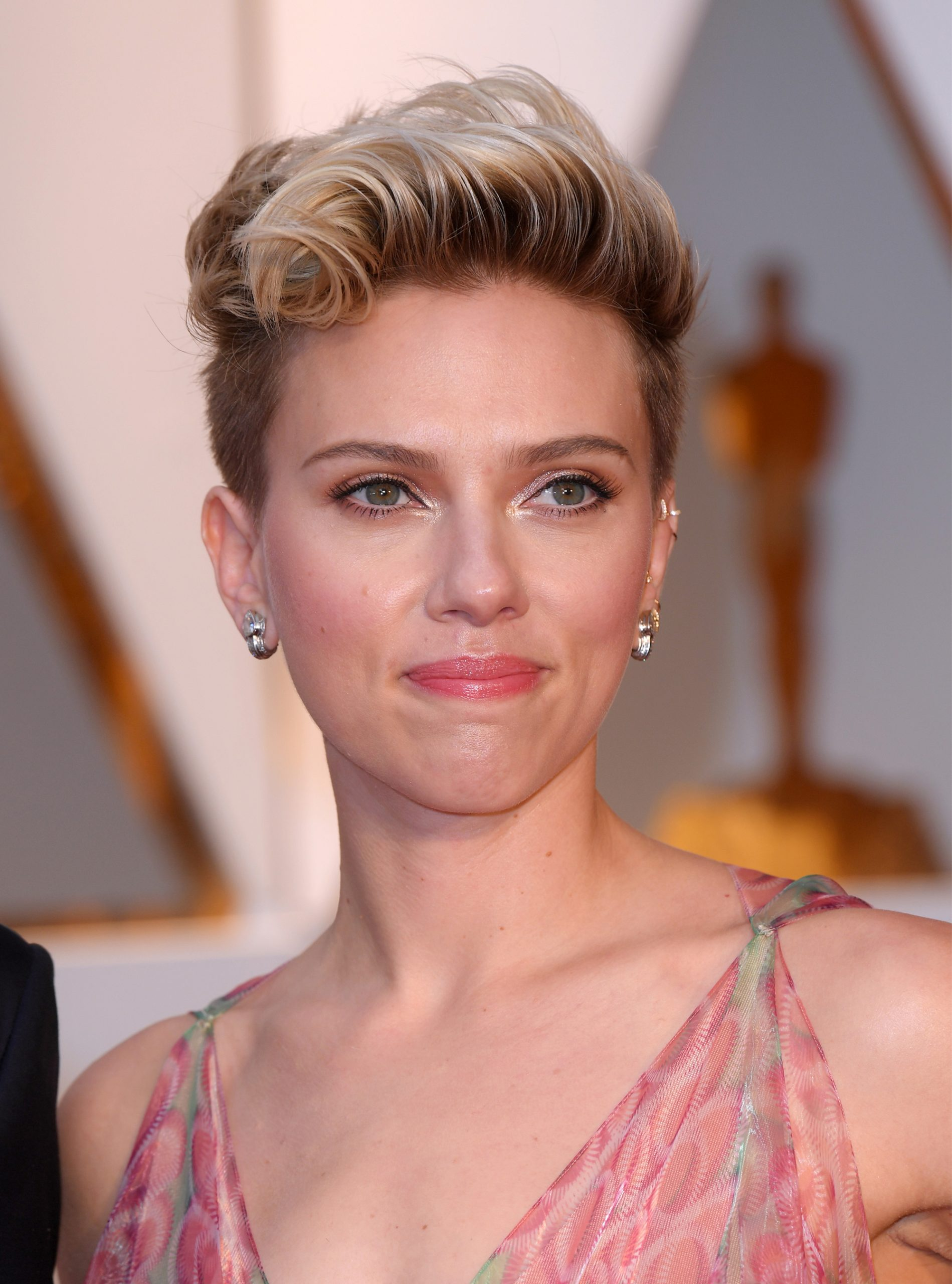 The Short Hair Trend On The Oscars Red Carpet