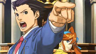 Best 3DS games - Phoenix Wright: Ace Attorney - Dual Destinies