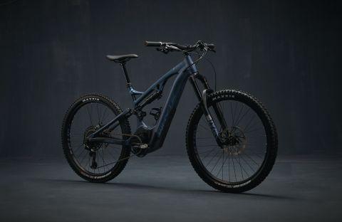 Whyte E-150 mountain bike