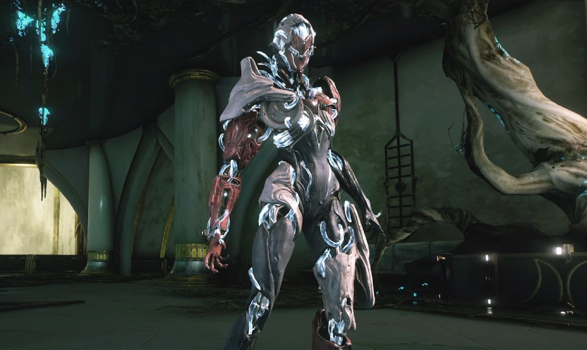 Warframe's developers let its community design its next warframe and they created a Frankenstein monster