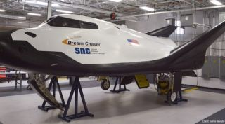 Dream Chaser test article