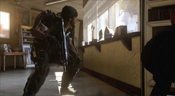 call of duty advanced warfare 1080p 60fps multiplayer fighting