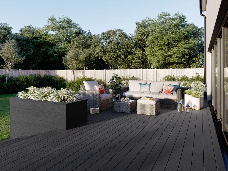Trex composite timber best decking