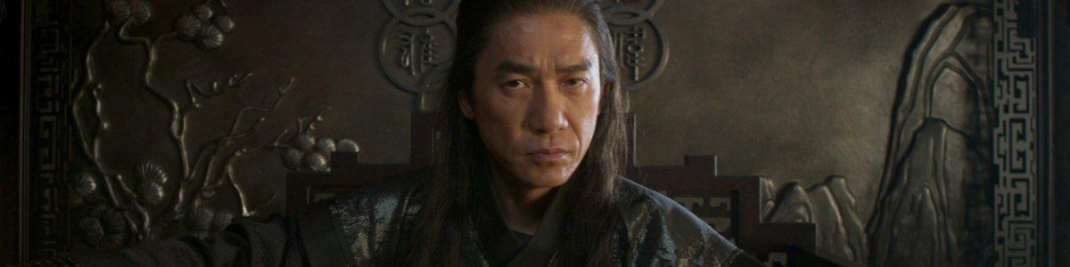 Tony Leung in The Grandmaster