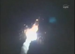Suborbital Rocket Carrying NASA Experiments Crashes off Wallops Island
