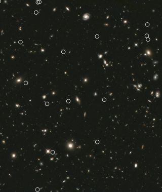 Earliest Galaxies Helped Lift Universe's Cosmic Fog
